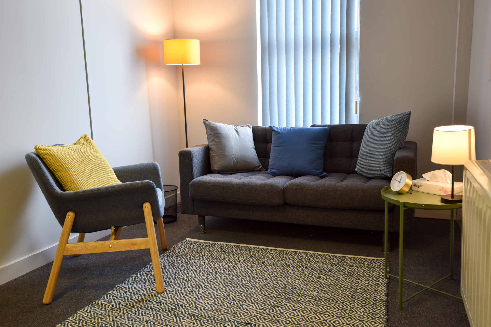 Consulting Room, Psychotherapy and Counselling clinic in Hove